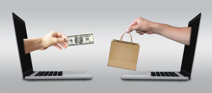 オンラインショップとお金