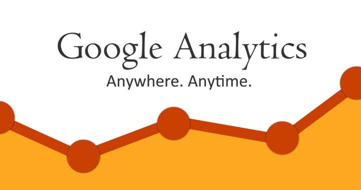 google analyticsとグラフ